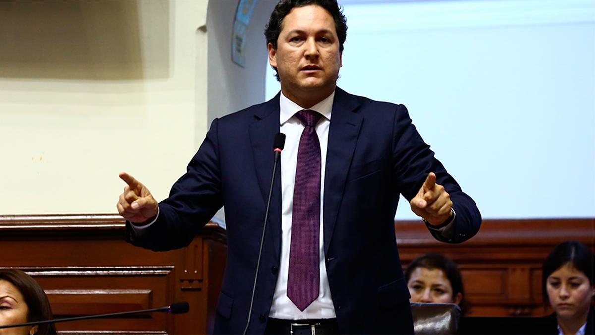 """Salaverry: """"Los del Ministerio Público son los que actúan como criminales organizados"""""""