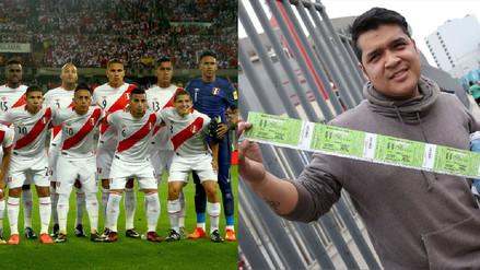 ¿Qué tan caras son las entradas para el Perú vs. Nueva Zelanda?