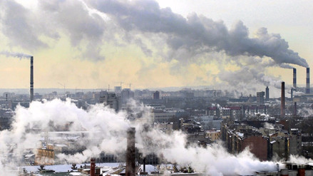 CO2 en la atmósfera alcanza su nivel más alto en 800,000 años