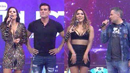 Christian Domínguez y 'Chabelita' ingresaron a 'Esto es Guerra'