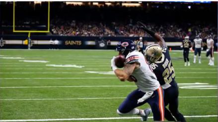 Jugador de la NFL sufre escalofriante lesión y podría perder la pierna