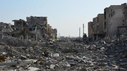 Un cohete cayó en un colegio de Siria y mató a al menos cinco escolares