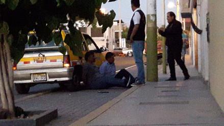 Capturan a presuntos marcas armados en José Luis Bustamante y Rivero