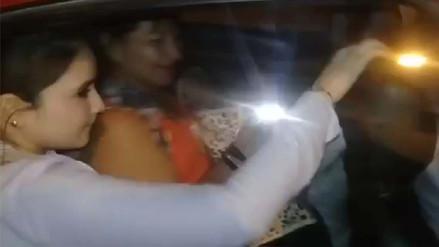 Katiuska del Castillo salió en libertad por exceso de carcelería