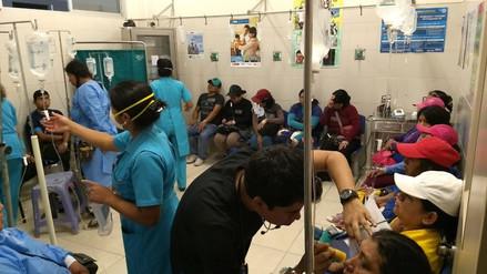 Ica: 58 trabajadores intoxicados por inhalación de pesticida