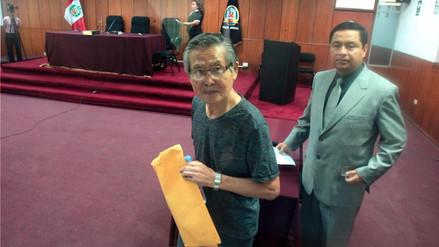 """El Gobierno peruano le dijo a la ONU que el indulto a Fujimori es un """"asunto interno"""""""