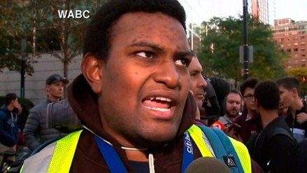 """Testigo de atropello en Manhattan: """"El conductor gritó Allahu Akbar"""""""