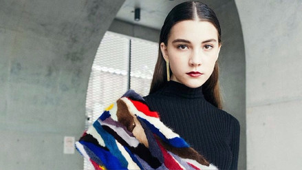 Vlada Dziuba, la modelo rusa de 14 años que murió tras trabajar en exceso