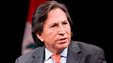 El Poder Judicial ratificó el congelamiento de S/ 300 mil a Alejandro Toledo