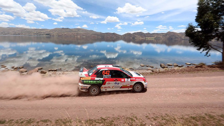 Nicolás Fuchs se impuso en la tercera etapa de Caminos del Inca