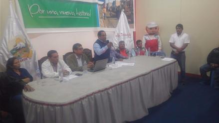 Gobernador de Áncash anunció paquete de obras por 250 mil soles