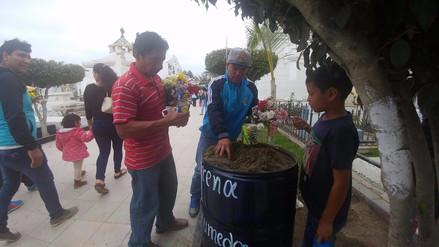 Realizan campaña ´Mi casa sin zancudos´ en cementerios de Chiclayo