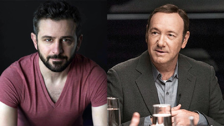Actor mexicano denunció acoso de Kevin Spacey