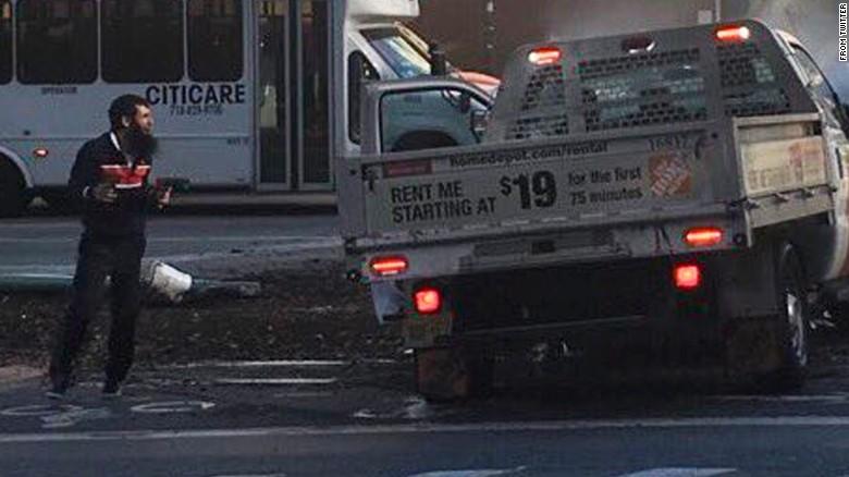 Todo lo que se sabe del atentado terrorista en Manhattan