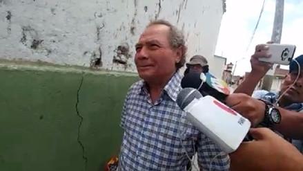 Juan del Castillo pide a Poder Judicial esclarecer situación de su hija Katiuska y esposa