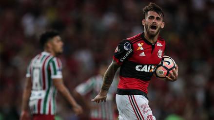 Flamengo consiguió agónico empate y está en semifinales de la Sudamericana