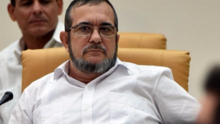 El líder de las FARC, 'Timochenko', será candidato presidencial en Colombia