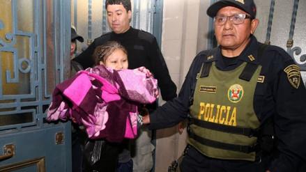 Shirley Silva Padilla fue recluida en el Penal Anexo Mujeres de Chorrillos