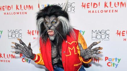Fotos | Heidi Klum impacta con disfraz inspirado en 'Thriller'