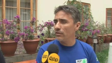 Jorge Cárdenas no se confía a pesar de liderar la categoría 1600 de Caminos del Inca