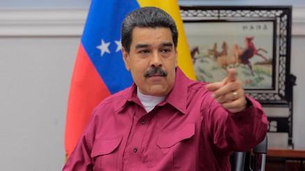 Maduro anunció un aumento del 30% del salario mínimo mensual en Venezuela