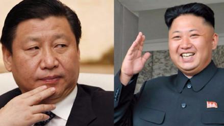 El presidente de China le pidió a Corea del Norte mantener lazos estables y sólidos