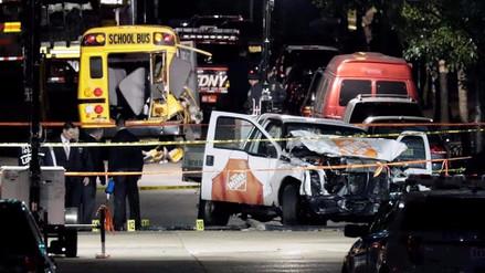 El autor del atentado en Nueva York era