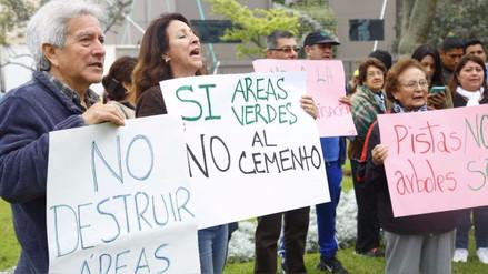 Crece la polémica alrededor de la ampliación de la avenida Aramburú