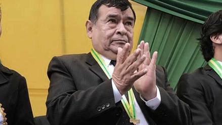 Retiran del cargo al alcalde provincial de Ica
