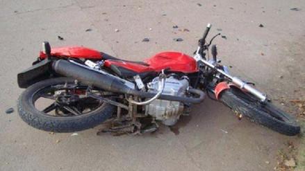 Suboficial de tercera falleció en accidente de tránsito en Chota
