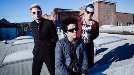 Green Day muestra el avión que los traerá a Perú