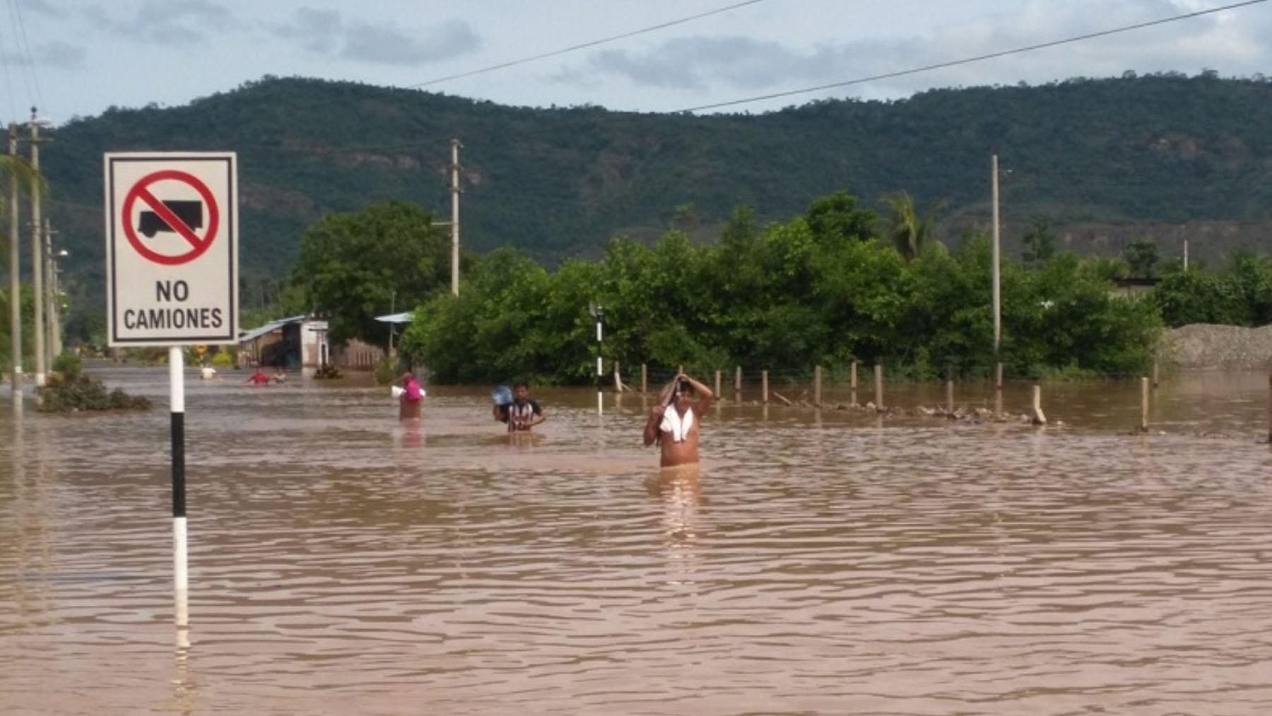 Cinco muertos y más de 4 mil afectados por desborde de ríos en Picota