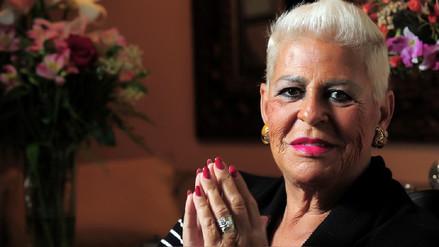 Murió la cantanta María Martha Serra Lima a los 72 años