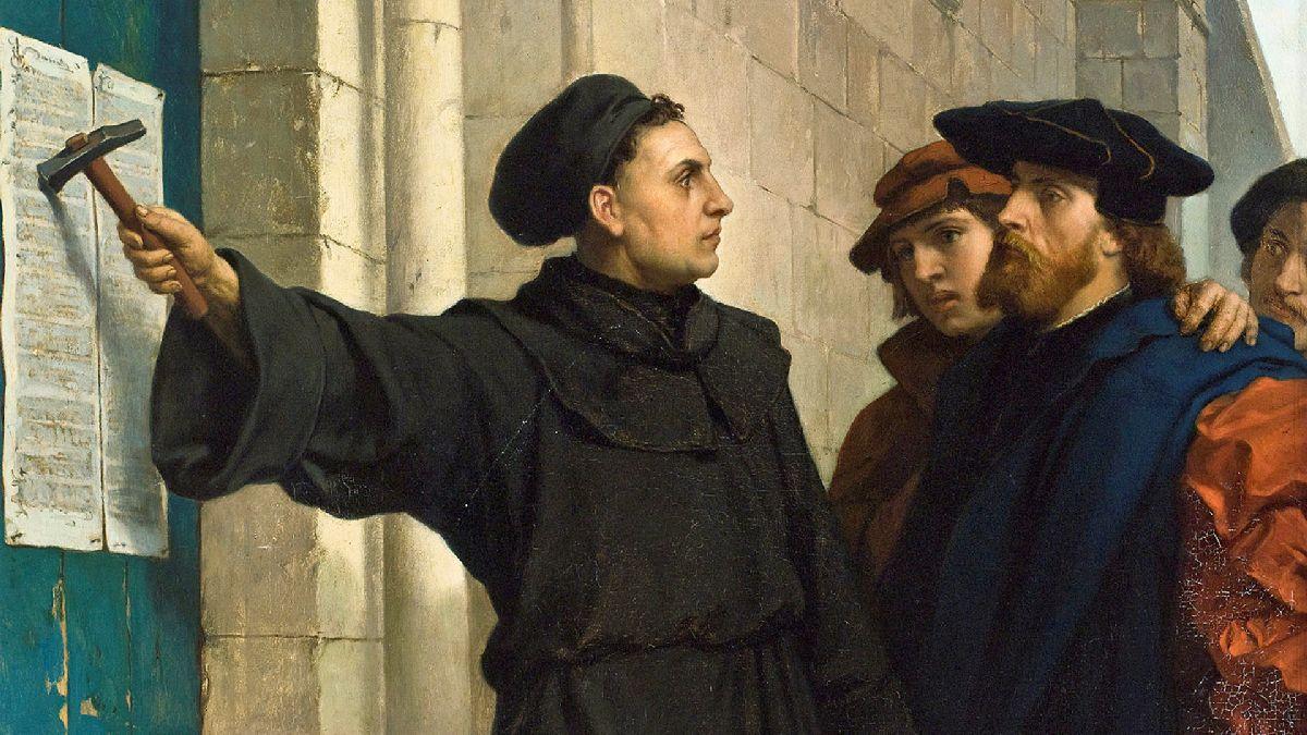"""César Vidal: """"Las diferencias entre católicos y protestantes son las mismas del siglo XVI"""""""