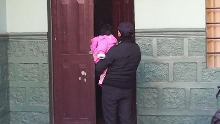 Madre que abandonó a bebé sería denunciada penalmente