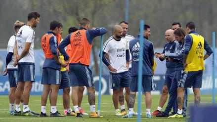 Argentina definió sus convocados para amistosos de cara al Mundial
