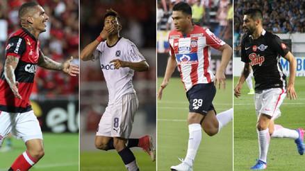 Así serán los cruces de las semifinales de la Copa Sudamericana