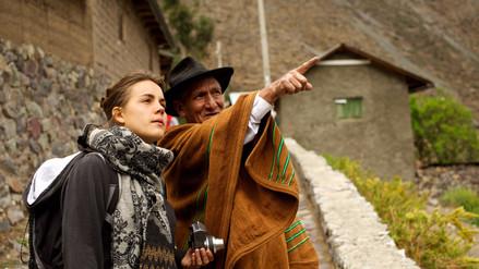 Turismo en Laraos aumenta veinte veces en cuatro años