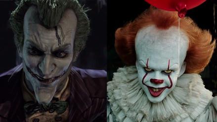Youtube | Pennywise se enfrenta al Joker en un impresionante Fanmade