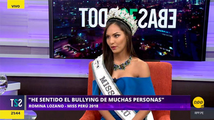 Miss Perú 2018: