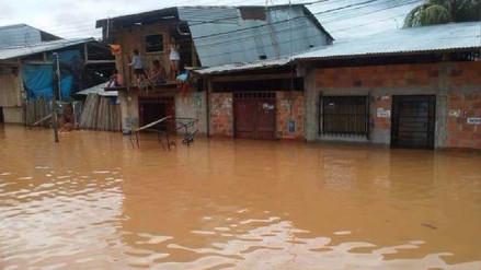 Las imágenes de la inundación que dejó 5 muertos y 4 mil afectados en San Martín