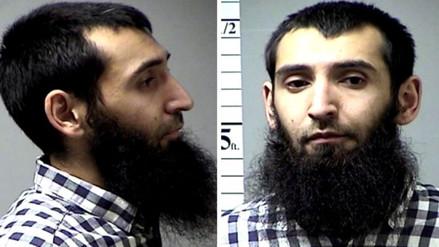 El autor del atentado en Nueva York es acusado de terrorismo