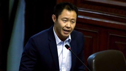 "Kenji Fujimori sobre pena de muerte: ""No somos asesinos, evolucionemos"""