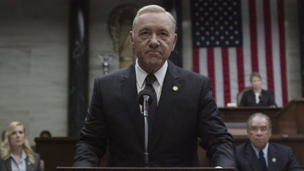 Planean hacer la última temporada de 'House of Cards' sin Kevin Spacey