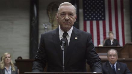 Planean hacer la última temporada de 'House of Cards' sin Kevin Spacey