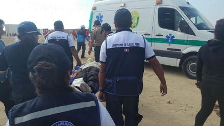 Chiclayo: eventual sismo y tsunami dejaría 52 fallecidos en Santa Rosa