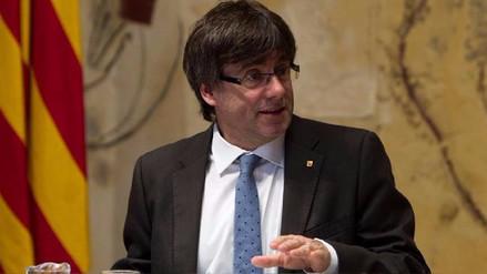 La Justicia española ordenó detener a Puigdemont y a cuatro exconsejeros catalanes en Bélgica