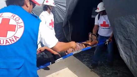 Regiones costeras del país participaron de simulacro de sismo y tsunami