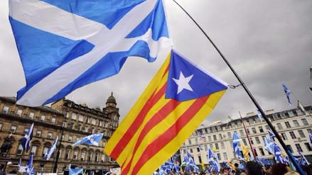 Las regiones con aspiraciones independentistas de la Unión Europea