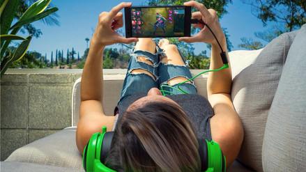 Este es el Razer Phone, el smartphone gamer con una pantalla de 120 Hz